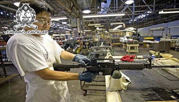 بزرگترین تولیدکنندگان تفنگ بادی در جهان