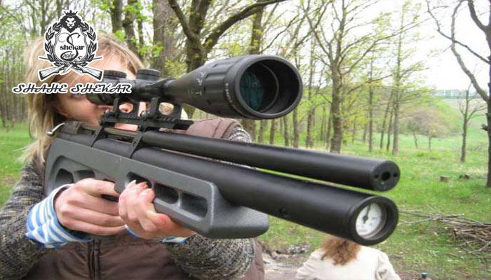 تفنگ گازی pcp مزایا و معایب